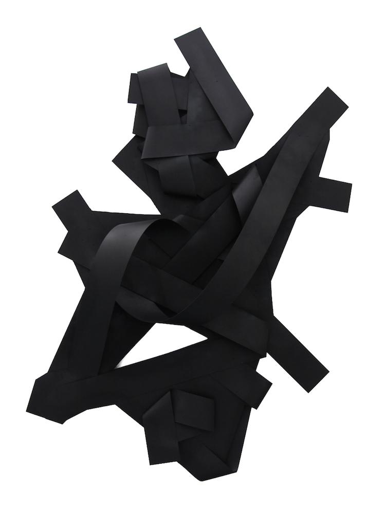 instanza-Instanza Nr. 1-Aluminium - 320 x 200 x 50 cm - 2014