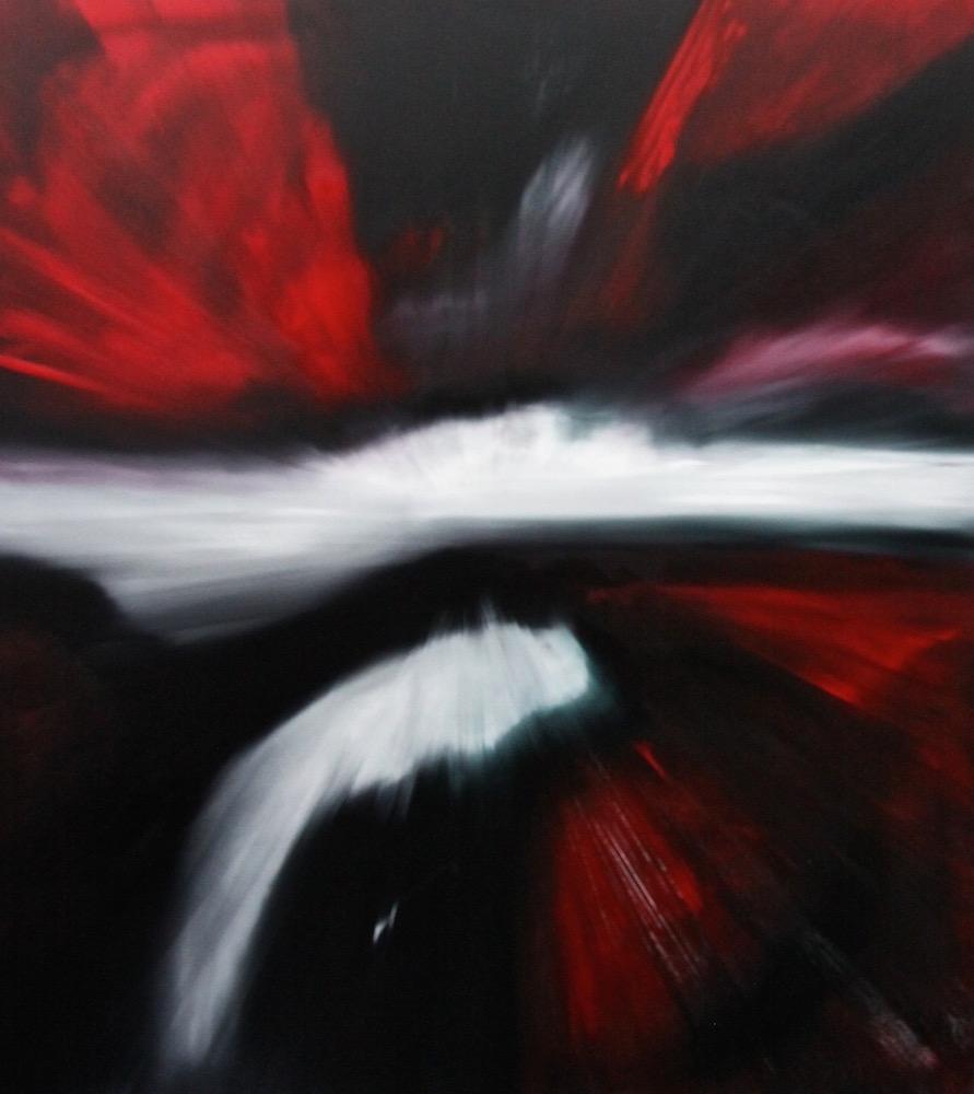 Espansione-Espansione Nr. 7-Oil on Canvas - 180 x 160 cm - 2014