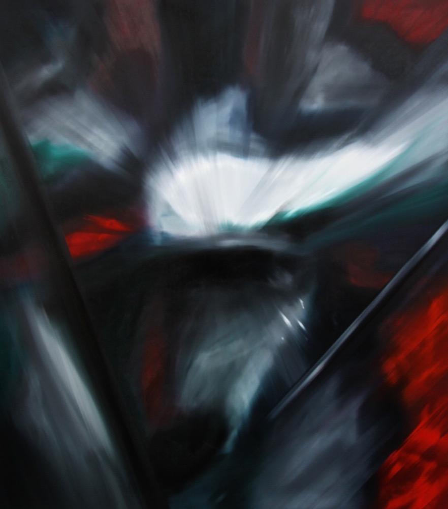 Espansione-Espansione Nr. 11-Oil on Canvas - 180 x 160 cm - 2014