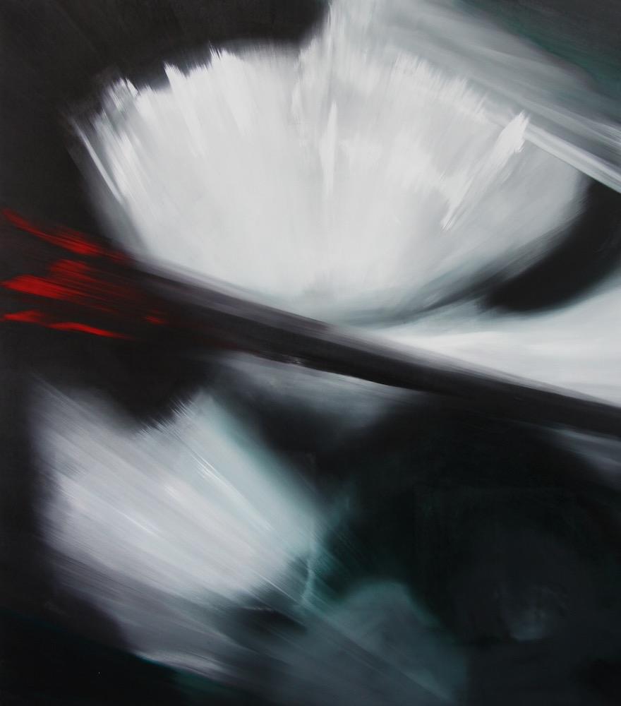 Espansione-Espansione Nr. 15-Oil on Canvas - 180 x 160 cm - 2014