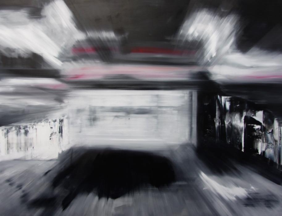 Espansione 2025-Espansione 2025 Nr. 1-Oil on Canvas - 200 x 260 cm - 2014